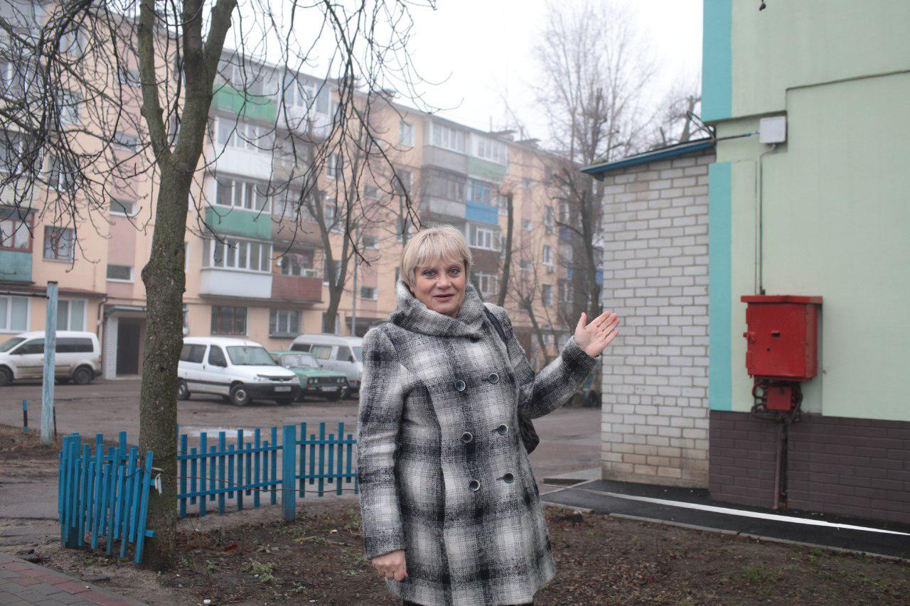 Мешканці двох черкаських ОСББ, створених у панельних хрущівках, платять за теплоенергію чи не найменше у місті